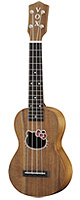 ����ͽ����բ���VOX(�����å���) / HELLO KITTY UKULELE VU-55HK-NA-KO ��Natural Koa�� - �ϥ?���ƥ�������ܥ졼����� ������� - ��2014ǯ9��13��ȯ��ͽ���