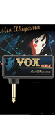VOX(�����å���) / amPLUG �������� Mio Akiyama [MIO-BK] -�١��������(�إåɥۥ�ɬ��)- �ڸ���5000���