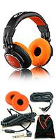Zomo(����) / HD-1200 (Orange) - ̩�ķ� DJ�إåɥۥ� -�������ꥻ�å����Ƣ������ڡ��Ǿ�饨�������ġ��롡��