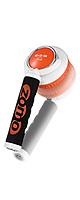 Zomo(ゾモ) / Stick Headphone HD-120 (White/Orange) - 片耳ヘッドホン/スティック型 DJヘッドホン - 【カールコード仕様】 ■限定セット内容■→ 【・最上級エージング・ツール 】