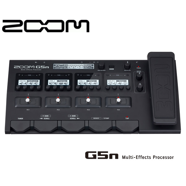 Zoom(ズーム) / G5n - マルチエフェクター-
