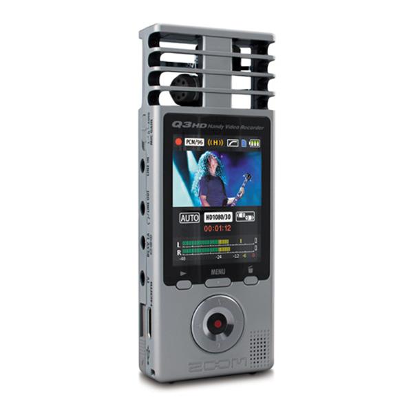 Zoom(ズーム) / Q3HD - ハンディビデオレコーダー -