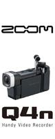 Zoom(ズーム) / Q4n Handy Video Recorder - ハンディビデオレコーダー -