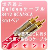 [P] Belden8412 RCA3m