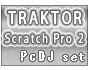 TRAKTOR Scratch Pro 2 �� Timecode Kit��PCDJ���å�