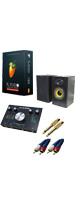 【DTM初心者セットB】FL STUDIO 12 SIGNATURE BUNDLE / M-TRACK 2x2M 3大特典セット