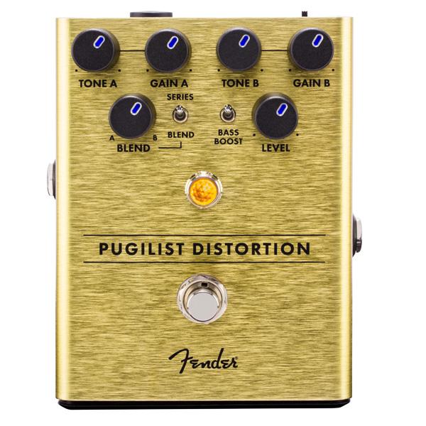FENDER(フェンダー) /PUGILIST DISTORTION PEDALーギターエフェクター