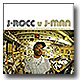 J. Rocc / J-Rocc vs J-Man [MIX CD]