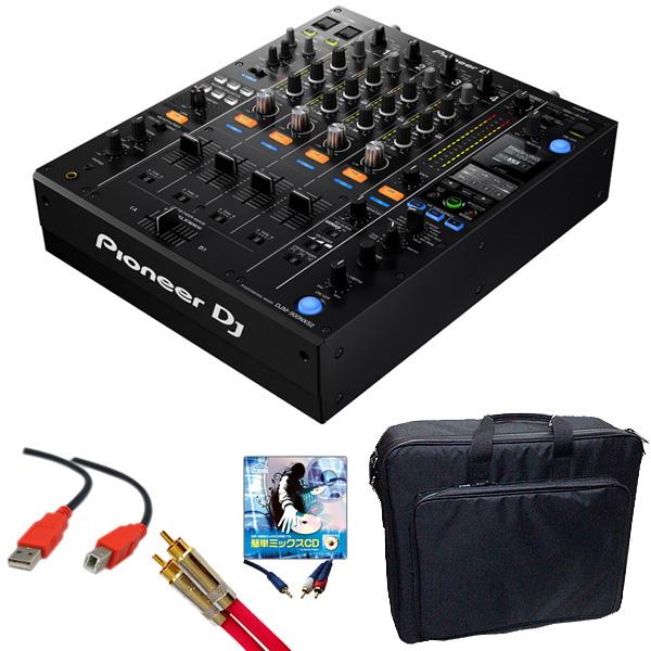 Pioneer(パイオニア) / DJM-900 NXS2 - DJミキサー(DJM-900NXS2) 4大特典セット