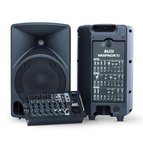 【限定1台】ALTO(アルト) / MIXPACK 10 - オールインワン・PAシステム - 【アウトレット開封品/メーカー保証付】