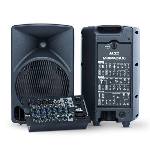 ALTO(アルト) / MIXPACK 10 - オールインワン・PAシステム -