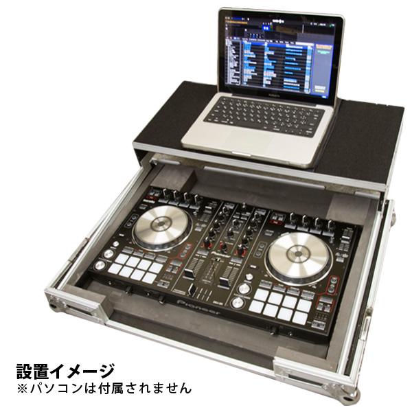 Pioneer(パイオニア) / DDJ-SR2  フライトケース(ホワイト)【ウィンターセット】 『セール』『DJ機材』 12大特典セット