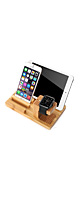 Aerb / Apple Watch Stand (Bamboo Wood) - Apple Watch / iPod / iPhone / iPad 対応スタンド -