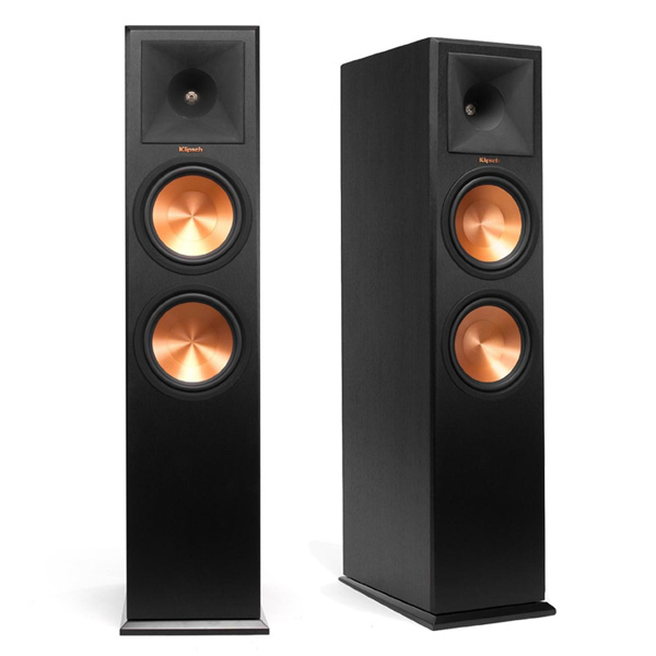 Klipsch(クリプシュ) / RP-280F (Ebony) floorstanding speaker - フロアスタンディングスピーカー(2台セット) - 1大特典セット