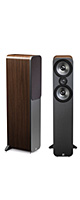 Q Acoustics(キューアコースティックス) / 3050 Walnut (ペア) - フロアスタンディングスピーカー - 1大特典セット