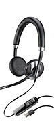 PLANTRONICS(プラントロニクス) / Blackwire 725 - USB対応 ノイズキャンセリングヘッドセット - 1大特典セット