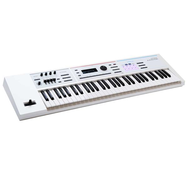 【20倍ポイント】Roland(ローランド) / JUNO-DS61W (ホワイト) - 61鍵 シンセサイザー