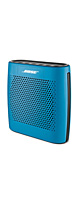 Bose(ボーズ) / SoundLink Color Bluetooth speaker (Blue) - Bluetooth対応 ポータブルワイヤレススピーカー - ■限定セット内容■→ 【・最上級エージング・ツール 】