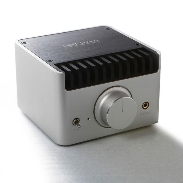 Deff Sound(ディーフ・サウンド) / DDA-AMP1 - ハイレゾ対応 ステレオパワーアンプ - 大特典セット