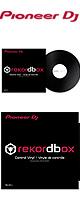 Pioneer(パイオニア) / Control Vinyl 1枚 RB-VS1-K 「rekordbox dvs」専用コントーロールバイナル