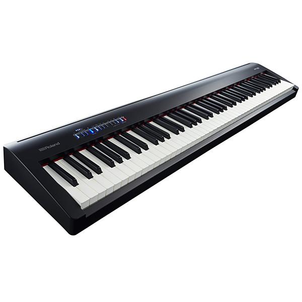 Roland(ローランド) / FP-30-BK - Bluetooth対応 ポータブル・電子ピアノ - 【88鍵盤】