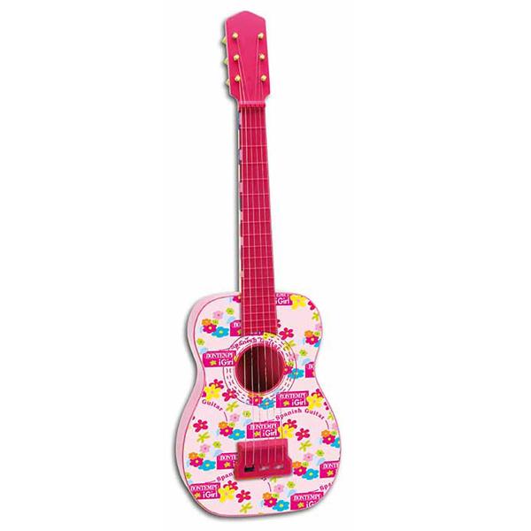 Bontempi(ボンテンピ) / スパニッシュギター ピンク (GS7171) - おもちゃのギター - 【イタリア製】【正規輸入品】