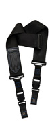 DiMarzio(ディマジオ) / DD2200JP (Black Nylon Blue Stitching) - ジョン・ペトルーシ・シグネチュア・ストラップ -