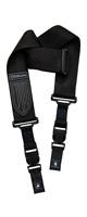 DiMarzio(ディマジオ) / DD2200JP (Black Nylon Red Stitching) - ジョン・ペトルーシ・シグネチュア・ストラップ -