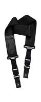 DiMarzio(ディマジオ) / DD2200JPS (Black Nylon Red Stitching) - ジョン・ペトルーシ・シグネチュア・ストラップ -