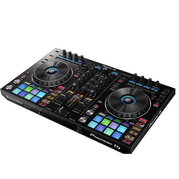 Pioneer(パイオニア) /  DDJ-RR 【REKORDBOX DJ 無償】- PCDJコントローラー - 5大特典セット