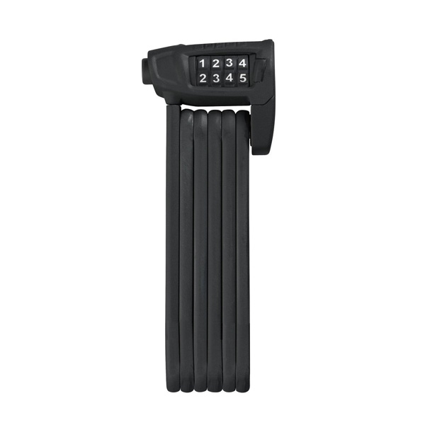ABUS(アブス) / Bordo Combo Lite 6150 (BLACK) - ダイヤル式ブレードロック -