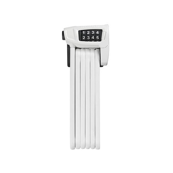 ABUS(アブス) / Bordo Combo Lite 6150 (WHITE) - ダイヤル式ブレードロック -