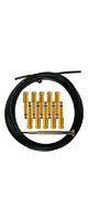 Montreux(モントルー) / Arena Ace Straight Gold plug kit 【2834】 - ケーブル -