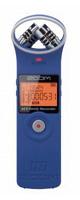 Zoom(ズーム) / H1/LU (Blue) LIMITED EDITION (マットブルー) - ハンディレコーダー - 1大特典セット