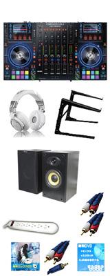 Denon(デノン) /  MCX8000 激安ハイアマセット 【Serato DJ付属】 14大特典セット