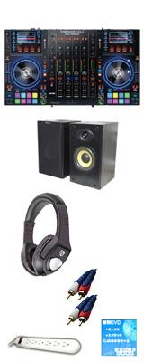 Denon(デノン) /  MCX8000 激安ハイアマBセット【Serato DJ付属】 9大特典セット