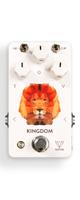 Foxpedal(フォックスペダル) / Kingdom - オーバードライブ - 《ギターエフェクター》