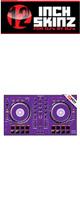 12inch SKINZ / Pioneer DDJ-SB2 SKINZ (Purple) 【DDJ-SB2用スキン】