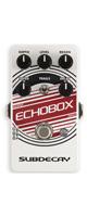 Subdecay(サブディケイ) / Echobox v2 《ギターエフェクター》 - ディレイ・エコー - ■限定セット内容■→ 【・パッチケーブル(KLL15) 】