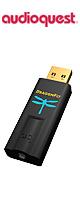 AudioQuest(オーディオクエスト) / DragonFly Black v1.5 - USBメモリ型ヘッドホンアンプ内蔵USB DAC -