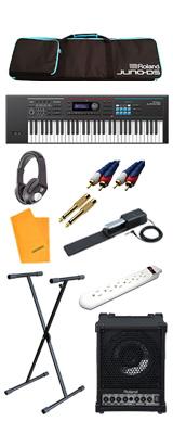 【CM-30セット】Roland(ローランド) /  JUNO-DS61- シンセサイザー - 10大特典セット