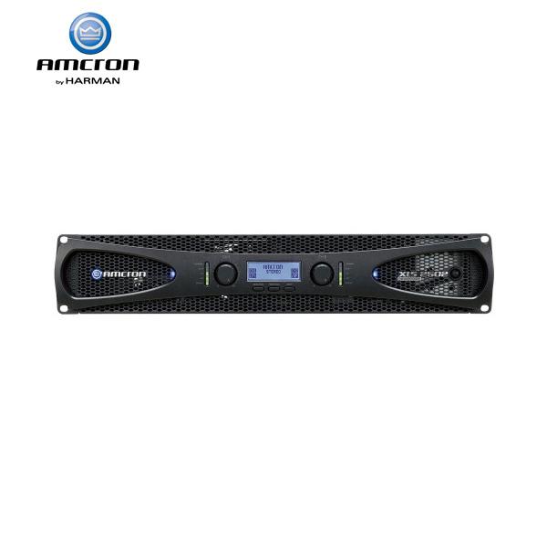 Amcron(アムクロン) / XLS DriveCore 2 Series XLS2502 -パワーアンプ- [国内正規品3年保証]