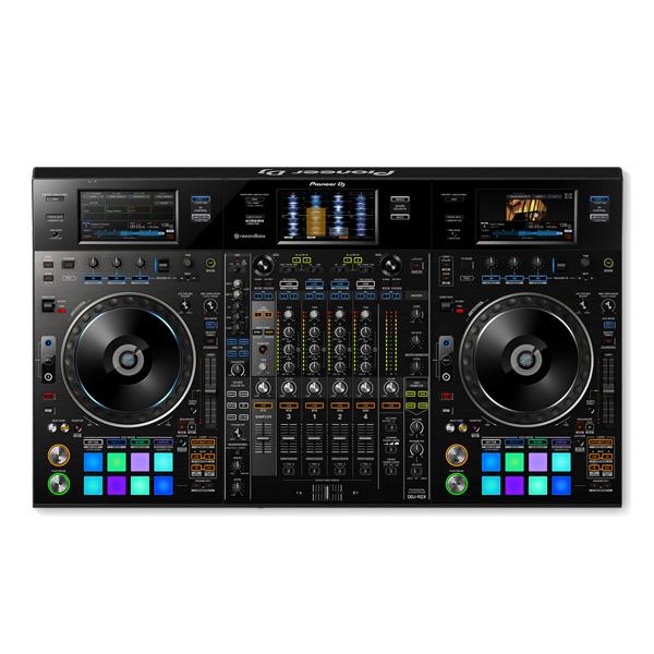 Pioneer(パイオニア) / DDJ-RZX 【REKORDBOX DJ 無償対応】タッチディスプレイ搭載DJコントローラー