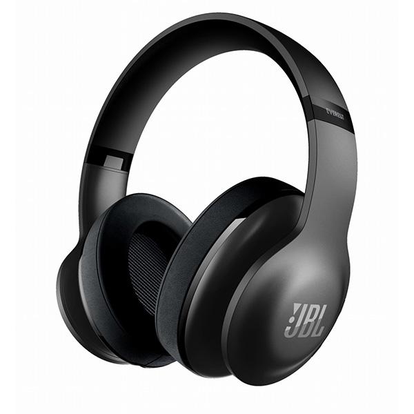 JBL(ジェービーエル) / EVEREST 700 (BLACK) - Bluetooth対応 オーバーイヤーワイヤレスヘッドホン - 1大特典セット