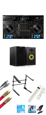 Pioneer(パイオニア) / DDJ-RZX 激安世界最上オススメBセット  【rekordbox dj 無償】 9大特典セット