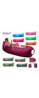 Polan (ポラン) / nflatable Sleeping Bag,Portable Beach Lazy Bag,Air Sleep Sofa Lounge,Sleeping air bed,Hangout Camping Bed,Sofa,Couch ( purple ) 《エアーソファー》 - アウトドアグッズ -