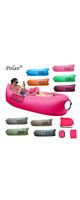 Polan (ポラン) / nflatable Sleeping Bag,Portable Beach Lazy Bag,Air Sleep Sofa Lounge,Sleeping air bed,Hangout Camping Bed,Sofa,Couch ( red ) 《エアーソファー》 - アウトドアグッズ -