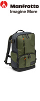 Manfrotto(マンフロット) / MB MS-BP-IGR  Medium Backpack for DSLR Camera & Personal Gear (Green)  - Street バックパック -