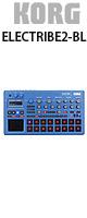 Korg(コルグ) / ELECTRIBE2-BL 【Ableton Live Lite付属】 ハードウェアシーケンサー / プロダクションマシン 1大特典セット