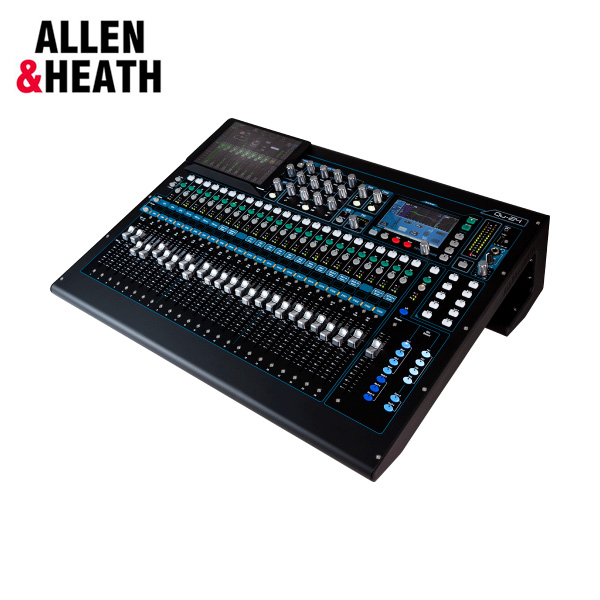 Allen&Heath(アレンアンドヒース) / QU-24C - デジタルミキサー - 【次回納期未定】